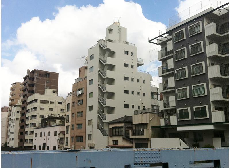 神田浅草橋ビル外部改修工事 東京都千代田区