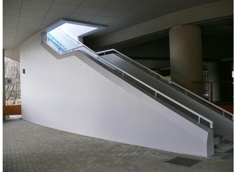 法政大学(多摩)16号棟(EGG  DOME)2階改修工事 東京都町田市
