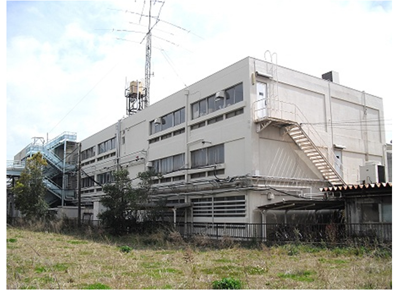 昭和電工㈱横浜事業所外壁改修工事 横浜市神奈川区