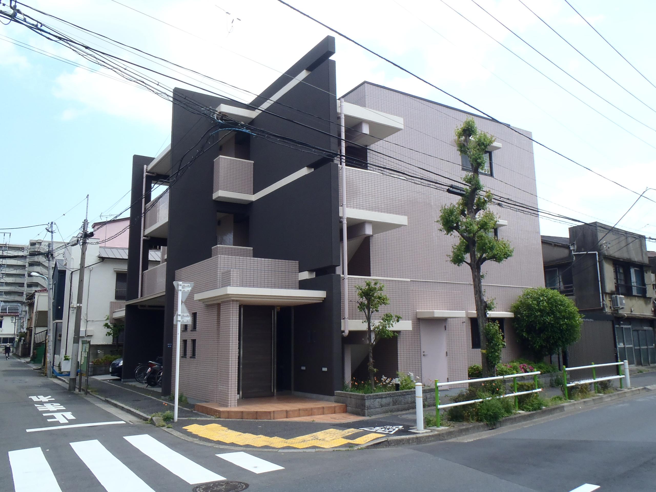 パークハイム板橋外部改修工事 東京都板橋区
